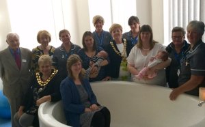 Powys delivering better births
