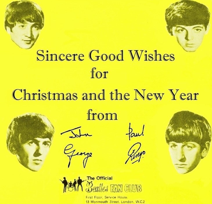 「beatles christmas record」の画像検索結果