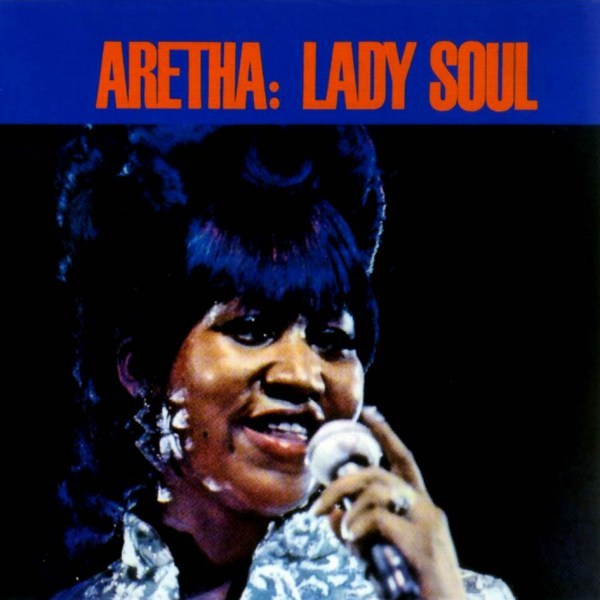 Aretha Franklin - Lady Soul - Front
