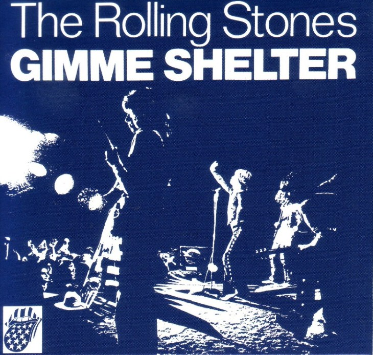 Image result for gimme shelter rolling stones
