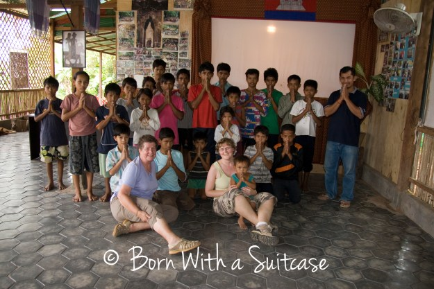 Orphanage Tourism in Cambodia