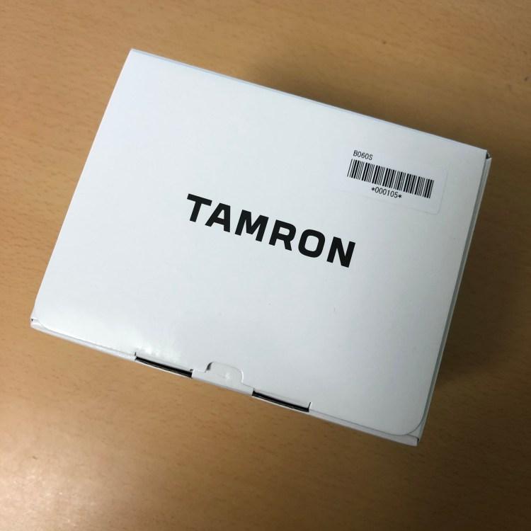 開封の儀:TAMRON 11-20mm F/2.8 Di III-A RXD (Model B060)