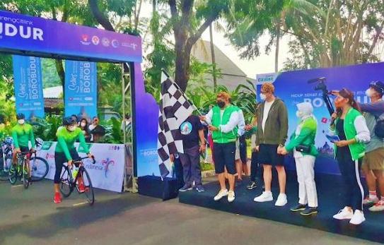 Citilink gowes promo wisata dan gandeng UMKM di Magelang dan Yogyakarta
