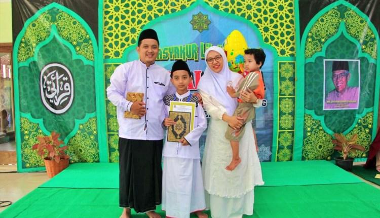 Keluarga-Ustadz-Alif-Lukmanul-Hakim