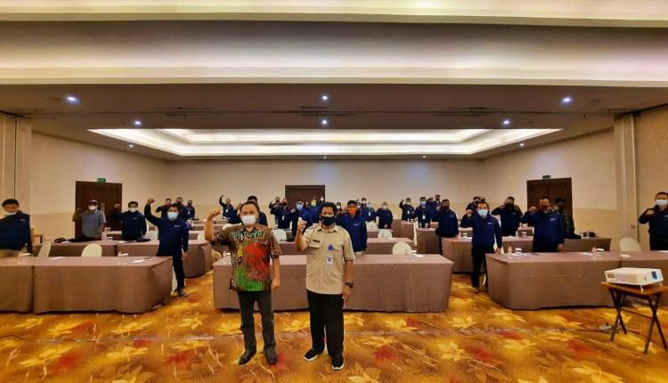 Pelatihan Mitigasi Bencana untuk obyek wisata di Kabupaten Magelang 2