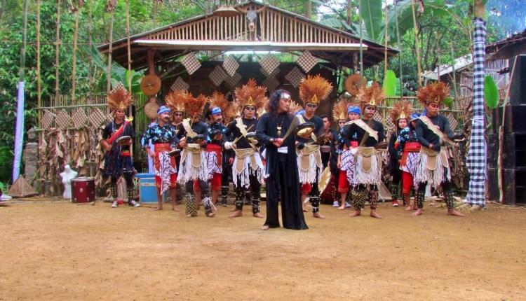 Tiga Sanggar seni di Magelang gelar kolaborasi ritual dan pentas seni