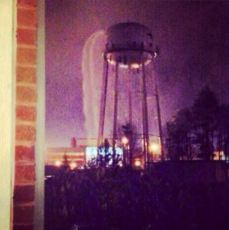 In 2014 the GSU tower leaked.