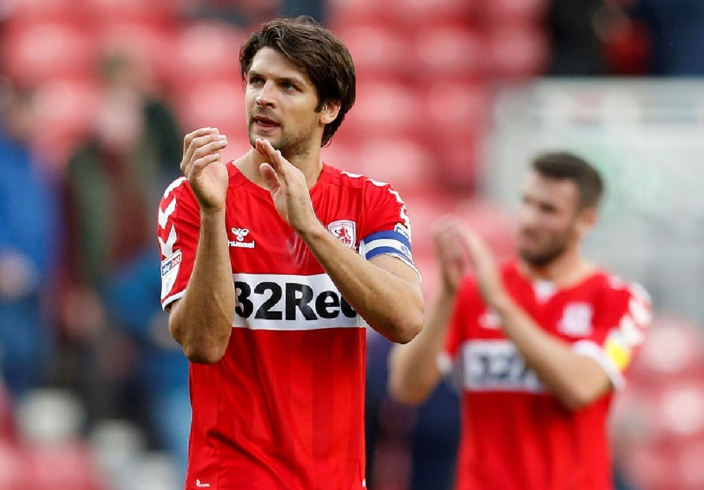 Stoke Lining Up 'Formal Approach' For Senior Boro Star