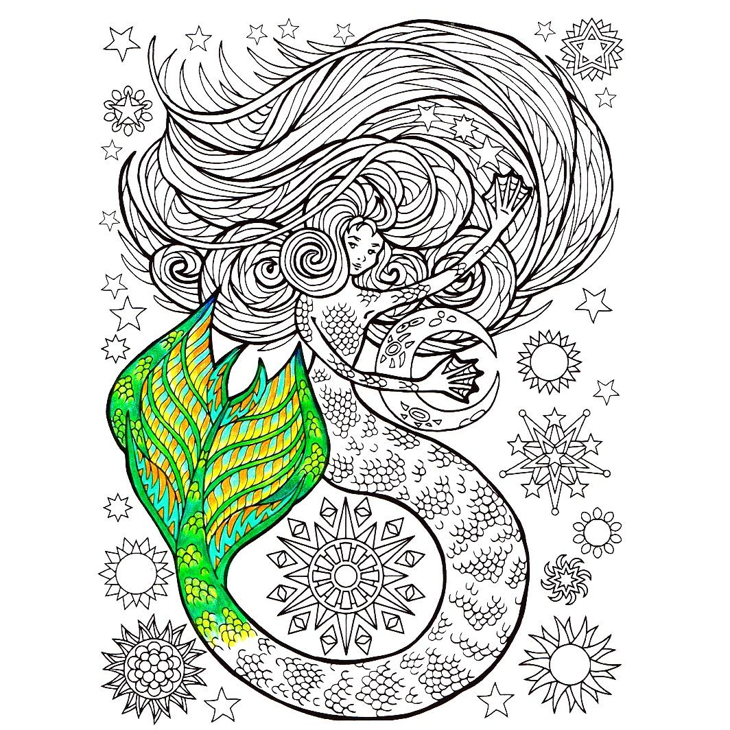 Rangoli Coloring Pages For Diwali - Printable Coloring Pages