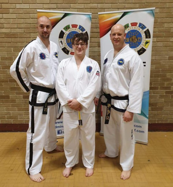 Boro Taekwondo Welsh Open ITF medallists