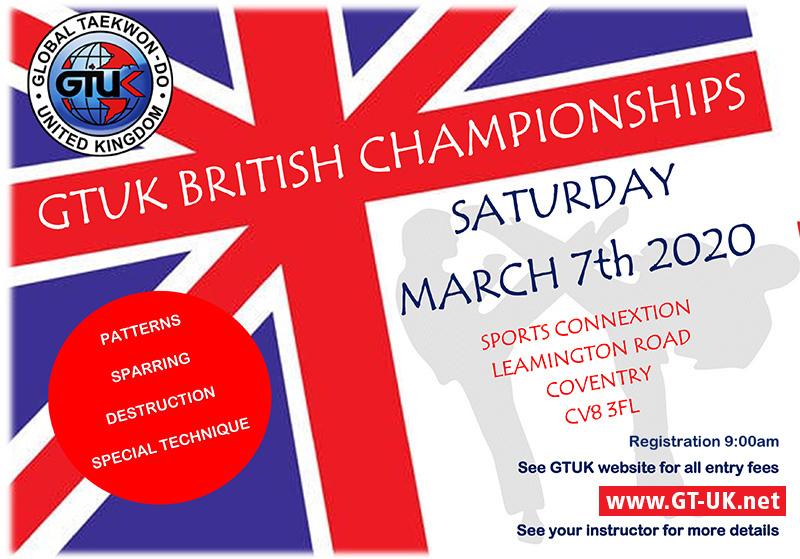 GTUK Championships