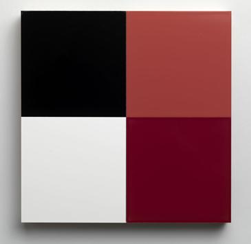 Gerhard Richter, 'Quattro Colori', 2008. Enamel Paint on Aludibond and Wood. 19.4 x 19.4 cm. Price: £12,000 (incl. VAT)
