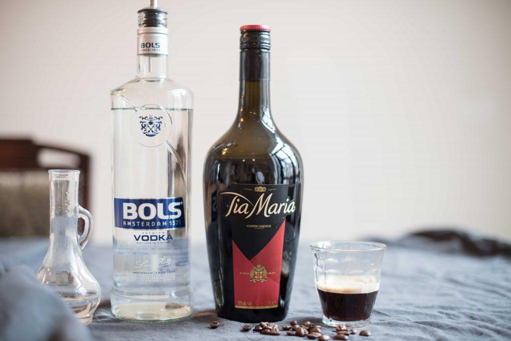 espresso martini ingredienten
