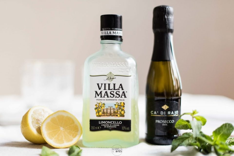 LIMONSECCO COCKTAIL