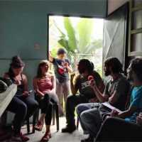 Venezuelako brigadaren kronika: Estatu Komunala helburu