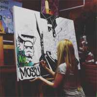 Escuela de cuadros