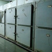Tres meses en la morgue de Zaragoza