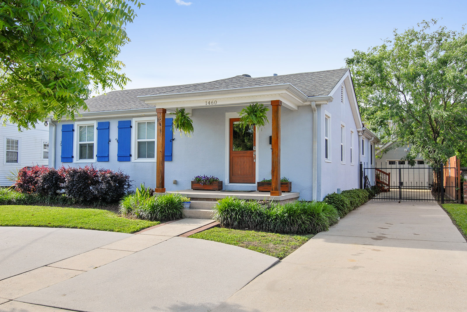 6/5/18** Our Newest Listing Is A Cottage In Gentilly With A Lot To Offer!  1460 Pressburg Is A Two Bedroom Home With Open Concept Living Spaces, 2  Bedrooms, ...