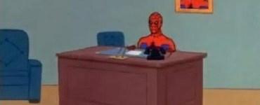 Spiderman informático