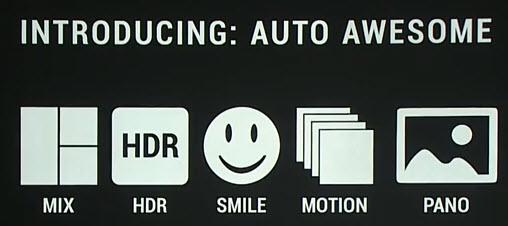 """Características de """"Auto-Awesone"""""""