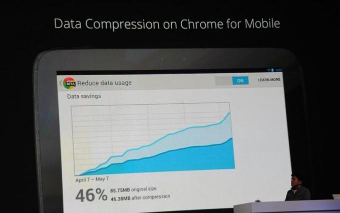 Mejoras en el uso de datos.