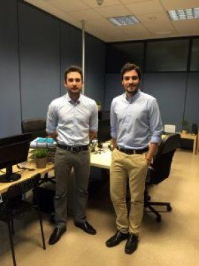José Luis Montesinos y Alberto López
