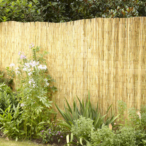 Shipwrecked vbs backdrop ideas borrowed for Hanging bamboo privacy screen