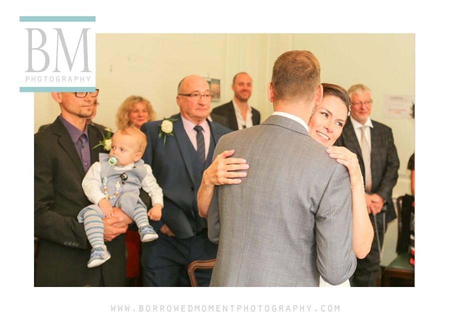 moment bride