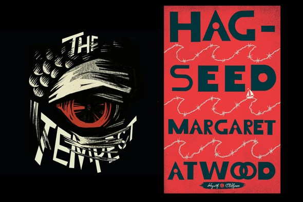 Image result for Hag-Seed by Margaret Atwood