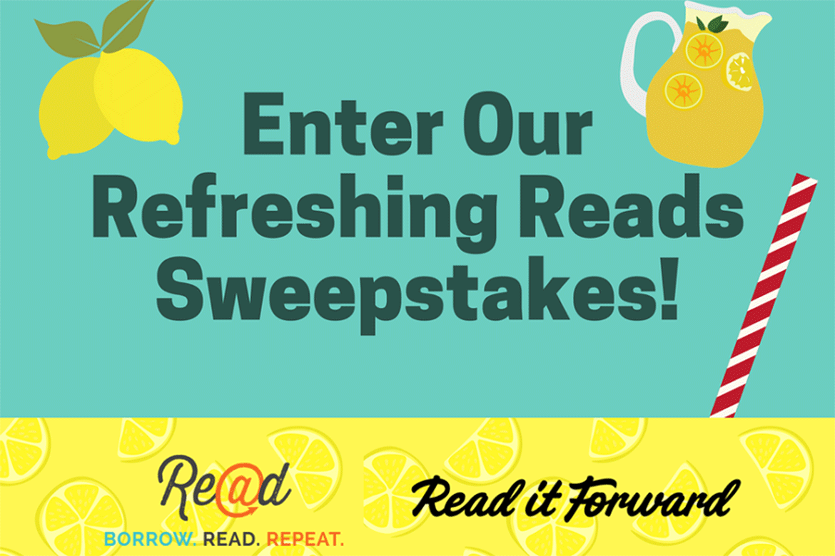 Enter for a Chance to Win a Sweet Treat for You and Your Library!