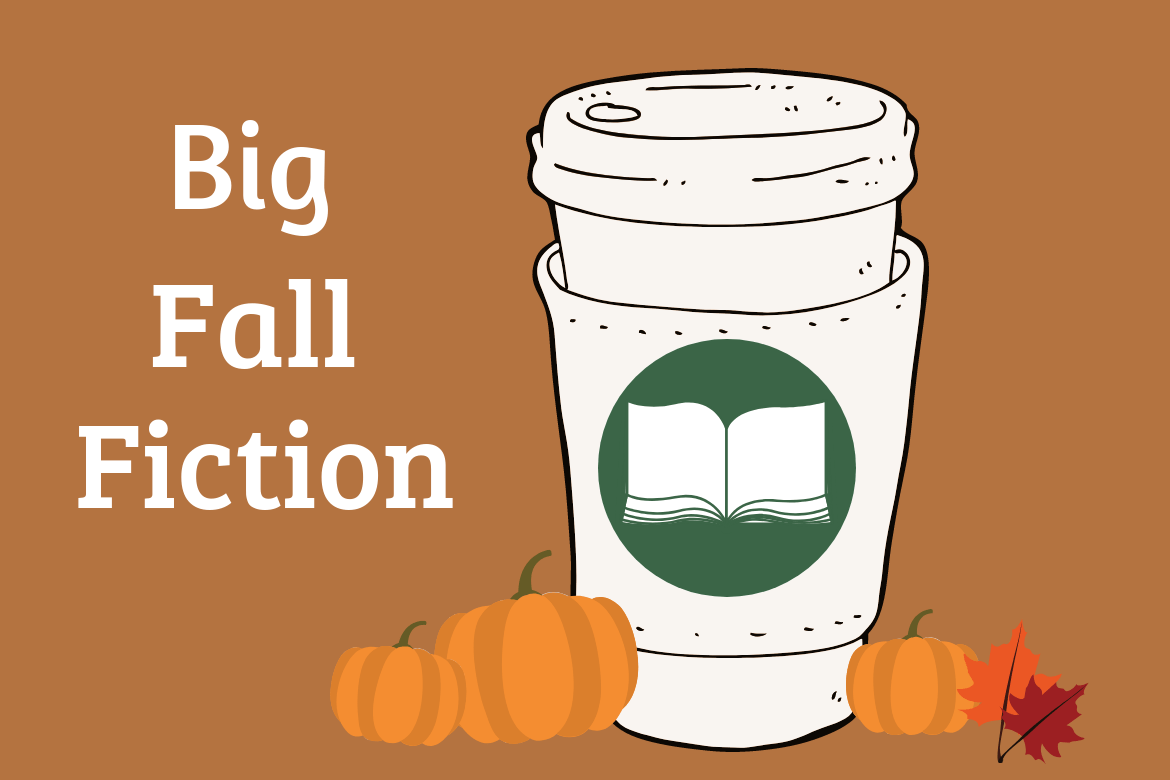 Pumpkin Spice Up Your Life with Big Fall Fiction