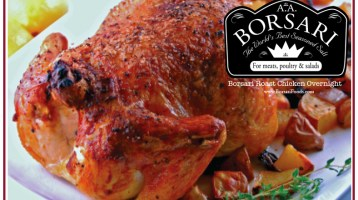 Borsari Roast Chicken Overnight