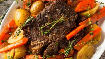 Borsari Perfect Pot Roast