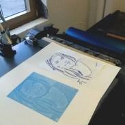 pressure printing