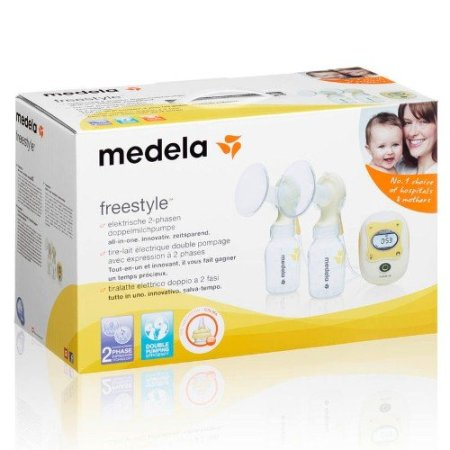 Medela Freestyle set| Borstvoeding Waterland
