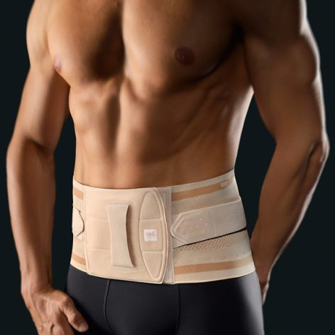 BORT select Stabilo® Back support with pad -154