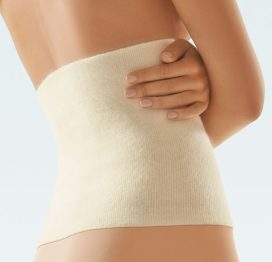 CLIMACare® Angora Wool Body Warmer. Perfect for Arthritis & Cold Sensitivity-0