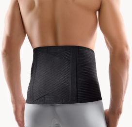 BORT VarioBasic Back support without pad -0