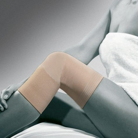 ActiveColor® Knee support, Under Sleeve with pouch -333