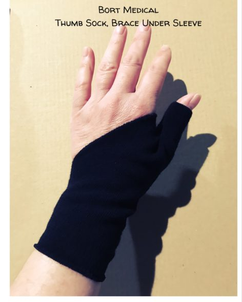 Thumb Sock, Under Sleeve
