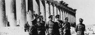 Brauchitsch auf Akropolis/Foto, Mai 1941