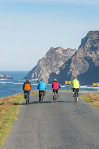 Atlantic cycling