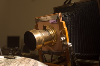Gasc & Charconnet petzval portrait lens from year about 1860'ish. It's for format 5x7""