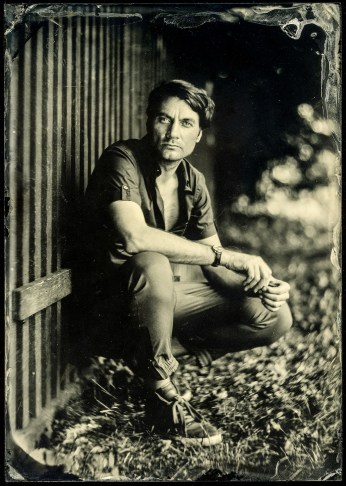 Branko Jordan, an actor
