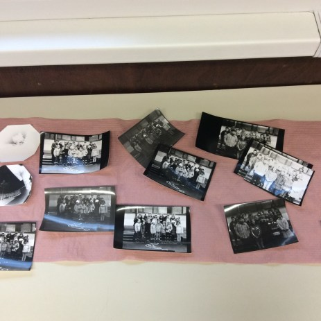 contact copies of a group picture