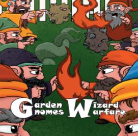 Garden Gnomes: Wizard Warfare box cover