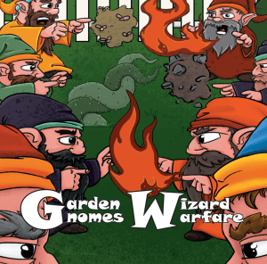 Garden Gnomes: Wizard Warfare box cover