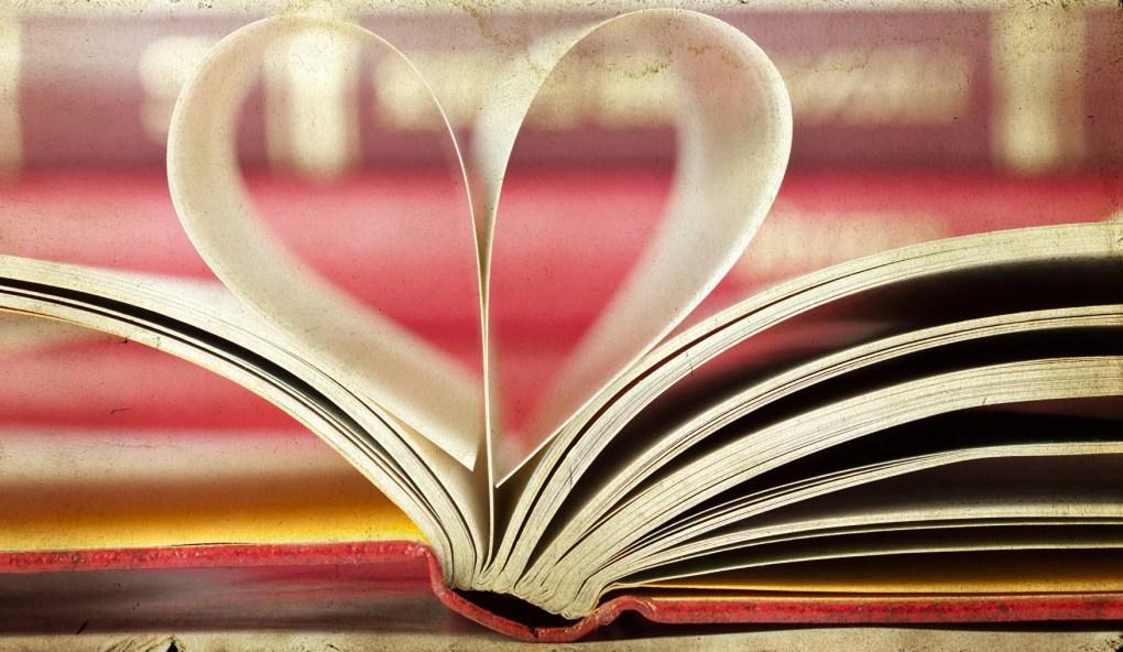 Wir haben ein Herz für Bücher