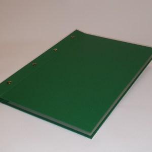 Mappe grün