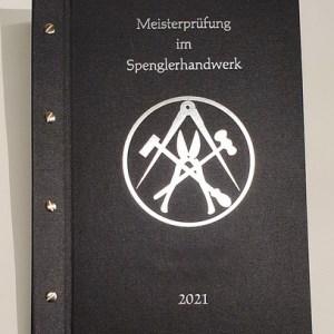 Meistermappe Spenglerhandwerk